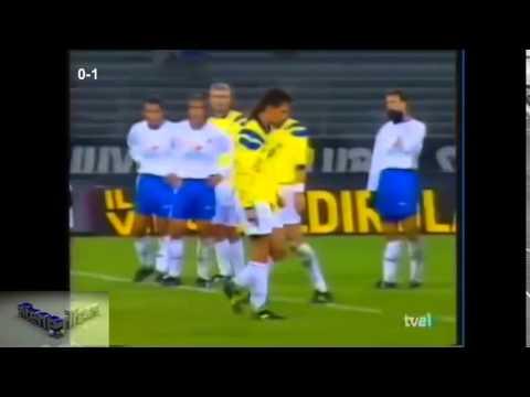 1993 11 24 OCTAVOS Juventus 3 Tenerife 0 Copa de la UEFA