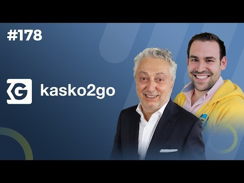The Future Of Car Insurance With Kasko2Go (Surprising Perspective)  / The Startup Show Episode 178