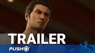 Yakuza: Kiwami 2 Announcement Trailer | PlayStation 4 | Ryu ga Gotoku