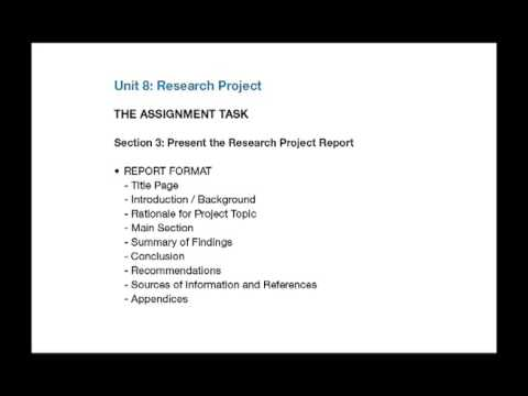 hnd unit 8 research project Assignment brief qualification unit code pearson btec level 5 hnd in business k/601/0941 unit number and title unit level (type) unit 8: research project 5 assessor verifier credit value shan wikoon 20 date issued formative feedback deadline final deadline assessment you are undertaking a sustained research investigation on your chosen theme you are searching for a solution for a.