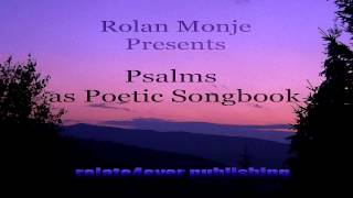 Psalms as Poetic Songbook by Rolan Monje on Relate4ever Publishing