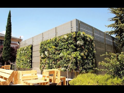 LABAU (Bioclimatic Architecture and Urban Agriculture Laboratory) - Project of the Week 11/6/17