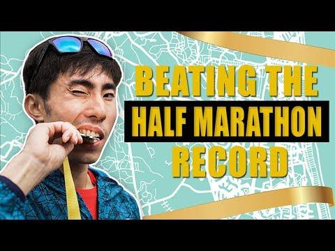 RunSohFast -  Attempting to Beat the National Half Marathon Record (Gold Coast Marathon)