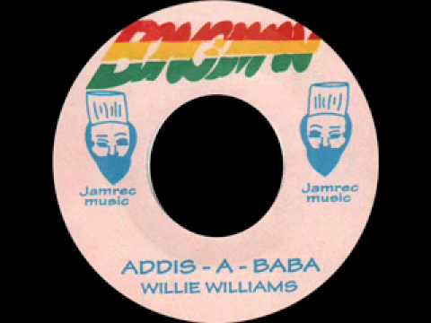 Willie Williams Addis A Baba BONGO MAN