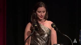 2019 Student Academy Awards: Eva Rendle - Documentary Bronze Medal