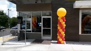 Grand Opening DJ at McDonald's