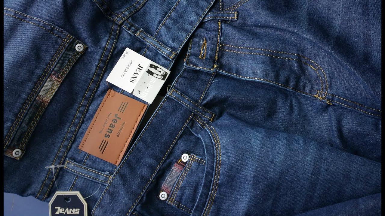 21b7447483f Дешевые китайские джинсы с Aliexpress. Качественные шмотки для ...