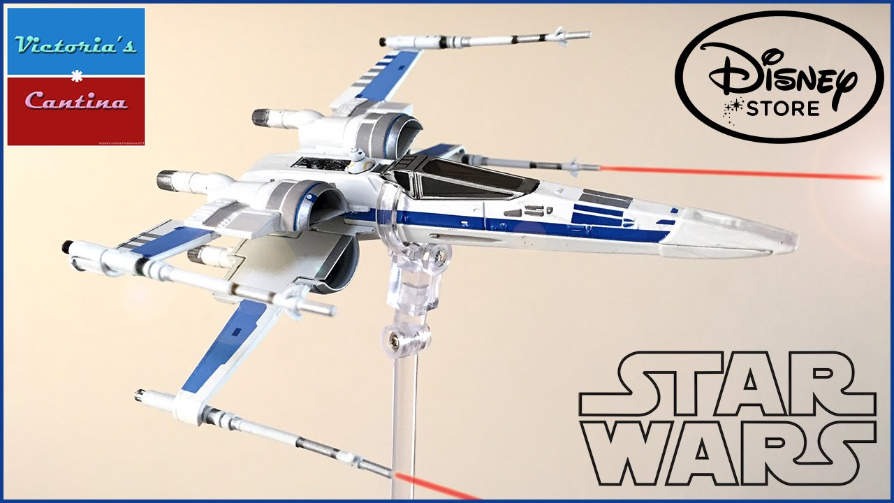 Disney Diecast X Wing Disney Store Star Wars Die Cast Resistance X Wing Fighter Review