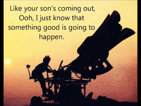 Kate Bush - Cloudbusting (Lyrics on screen)