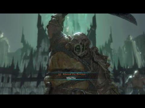 Brutal Death For Talion |