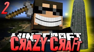 Minecraft CRAZY CRAFT 2 - WTF IS THAT THING (Minecraft Mod Survival)