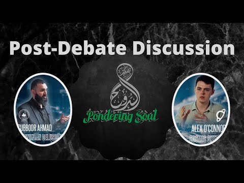 Post Debate Discussion with Subboor | Can Atheists justify H