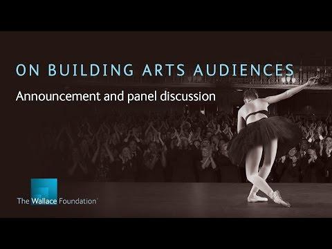 On Building Arts Audiences
