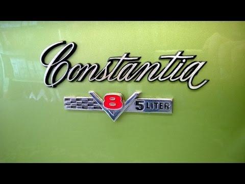 Chevrolet Constantia V8