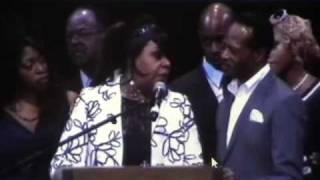 Walter Hawkins Funeral - Part 4 Daniel & Lynette.wmv