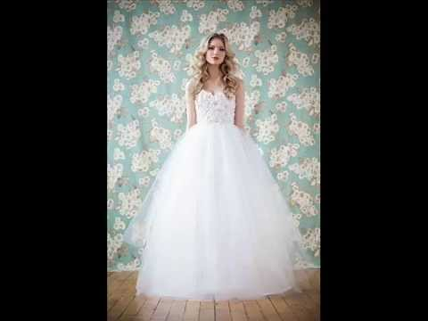 DIY Wedding Dresses Cinderella - YouTube