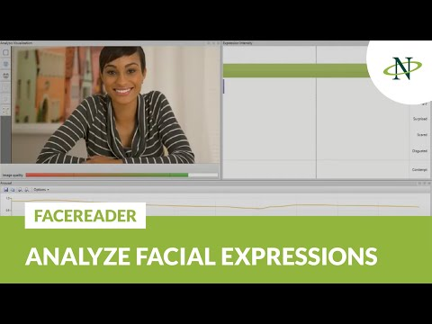 Analyze facial expressions during an assessment