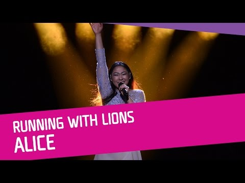 Alice – Running With Lions