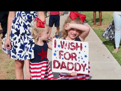 40th Airlift Squadron Returns from Deployment