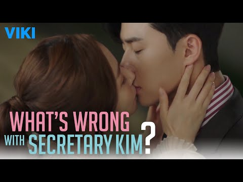What's Wrong With Secretary Kim? - EP8 | Park Min Young KISSES Park Seo Joon!! [Eng Sub]