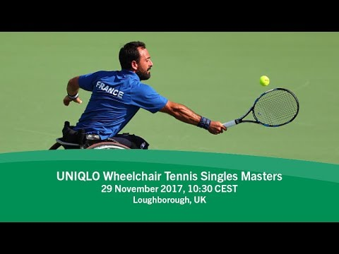 2017 NEC Wheelchair Tennis Singles Masters | Day 1