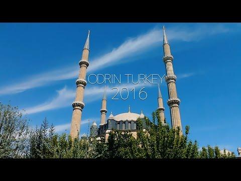Edirne Turkey 2016  | Travel Vlog / Одрин Турция 2016