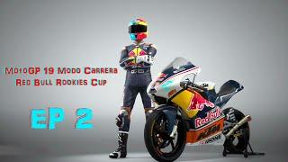 MotoGP 19 Modo Carrera: