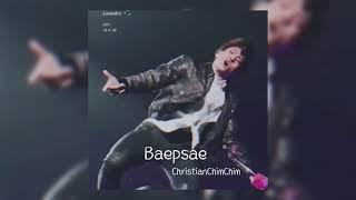 BTS- Baepsae [Slowed Reverb]