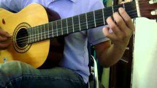 Thằng cuội - guitar