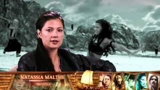 Vikingdom - Natassia Malthe as 'Brynna'