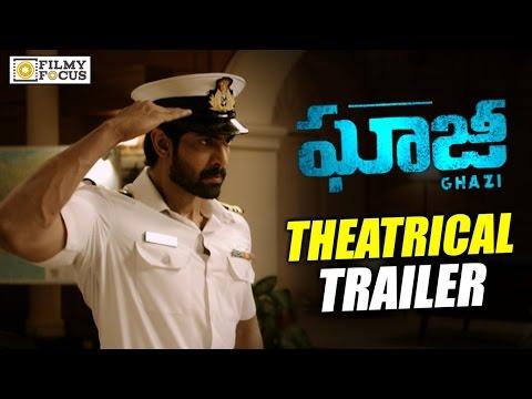 Ghazi Theatrical Trailer || Official || Rana Daggubati, Taapsee, Om Puri - Filmyfocus.com