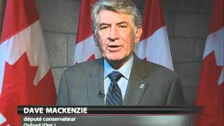 Canada Day Message 2012