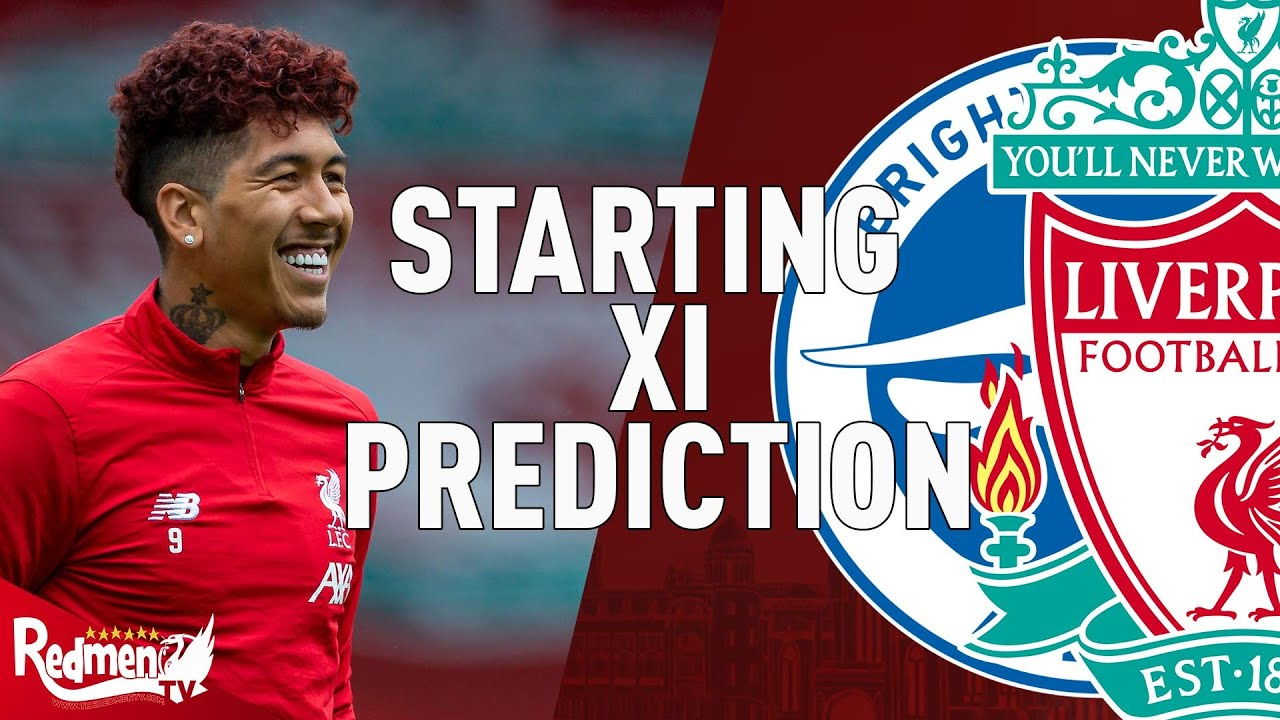 Brighton  Liverpool stream: How to watch, start time, odds, prediction