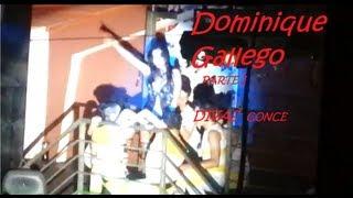 Dominique Gallego en Disco de Conce - Diciembre 8, 2012 [Parte 1/2]
