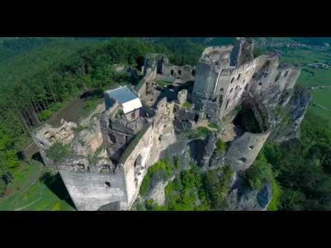 Mix hradov Zilina a blizke okolie