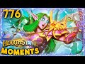 96 DMG COMBO!! | Hearthstone Daily Moments Ep.776