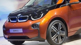 BMW Electric i3 Is `True to Its Brand,' Willisch Says