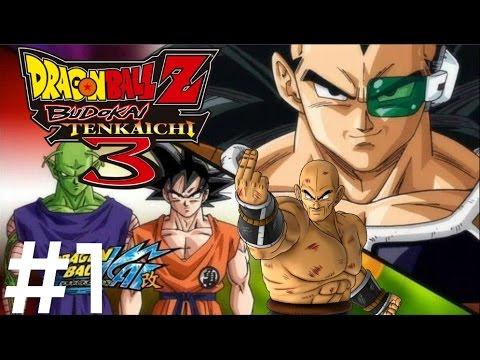 Dragon Ball Budokai Tenkaichi 3 – Tập 1 – Trận Đấu Sinh Tử Của Songoku | Big Bang