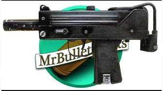 Gun Basics What Is A Submachine gun?  SMG