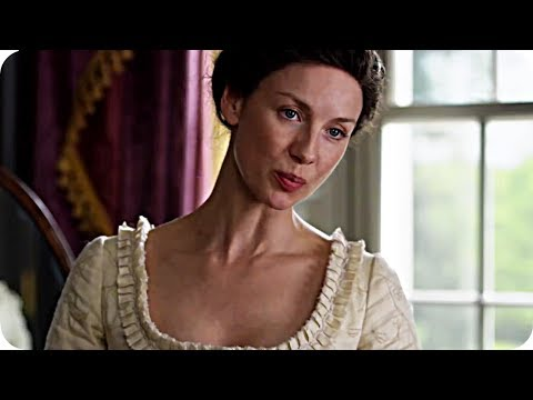 OUTLANDER Season 4 Trailer 2 (2018) Starz Series