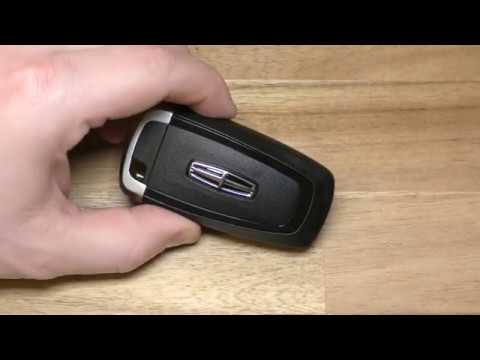 2019 – 2020 Lincoln Key Fob Battery Replacement – EASY DIY