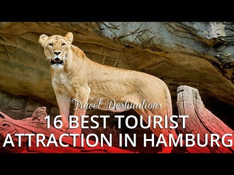 16 TOP RATED - Best Tourist Attractions in Hamburg Germany