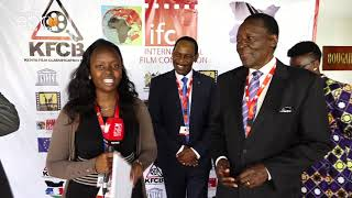 KFCB Chair Ezekiel Mutua Talks The 2017 International Film Festival