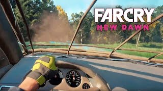 FAR CRY NEW DAWN #2 - Ajudando e Protegendo! (Gameplay Ao Vivo)