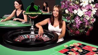 Live Casino Dealer Roulette £100 win in 16 minutes Mr Green Online Casino Gameplay