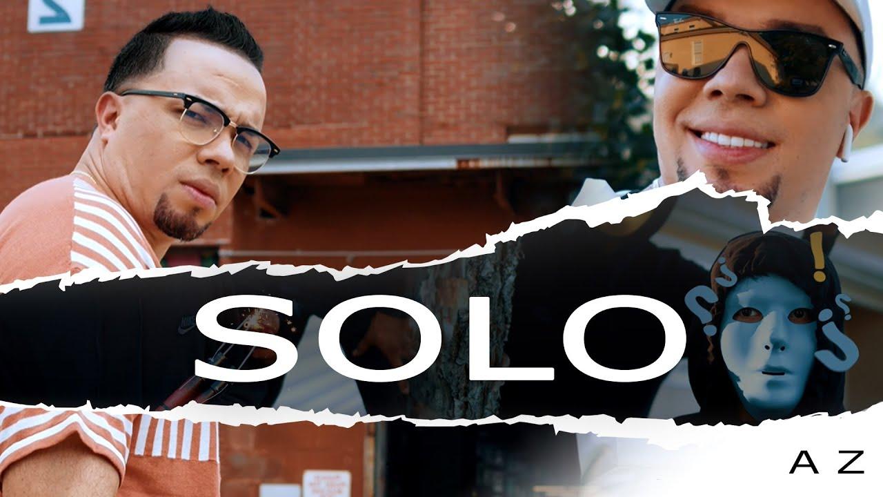 Alex Zurdo - Solo (Video Oficial)