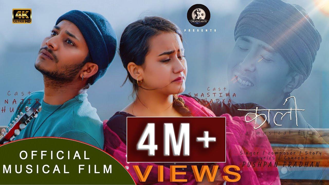 Download Kali काली by Pushpan Pradhan | Feat. Najir Husen & Swastima Khadka | Nepali Musical Film 2021
