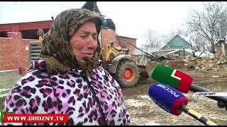 Фонд Кадырова построит дом для Бетерсултановых из Цоци-Юрта