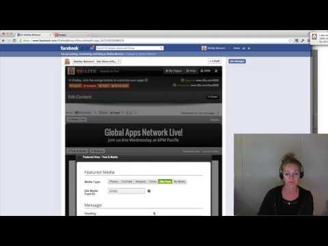 how to stream live facebook