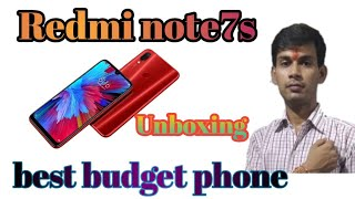 Redmi Note 7S Unboxing & Overview Mixed Personality with 48MP Camera!redmi note 7s